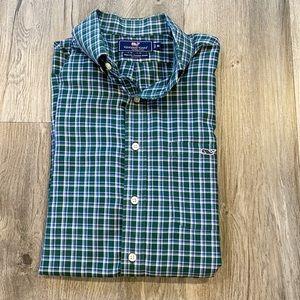 Vineyard Vines Men's Slim Fit Tucker Shirt…